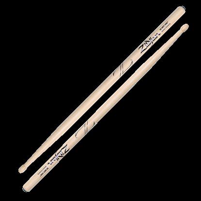 Bild på Zildjian 5B Antivibe Drumsticks Wood Tip