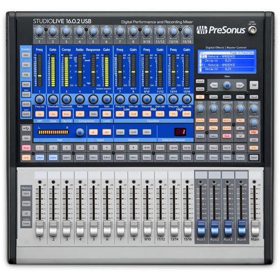 Bild på Presonus StudioLive 16.0.2 USB