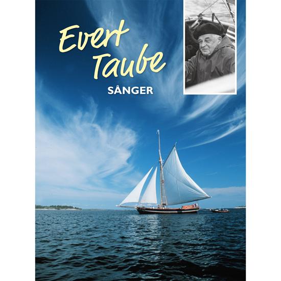 Bild på Evert Taube- Sånger