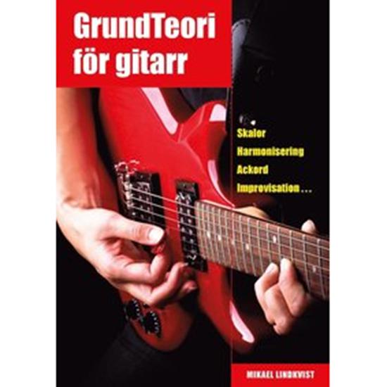Bild på Grundteori för gitarr