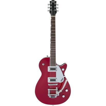 Bild på Gretsch G5230T Electromatic® Jet™ FT Single Cut with BigsbY® Black Walnut Fingerboard Firebird Red