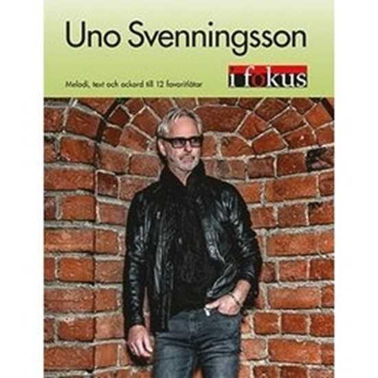 Bild på Uno Svenningsson i Fokus