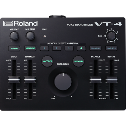 Bild på Roland VT4 Voice Transformer