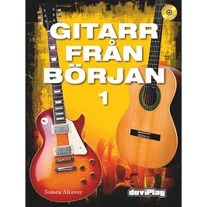 Bild på Gitarr från början 1 inkl CD