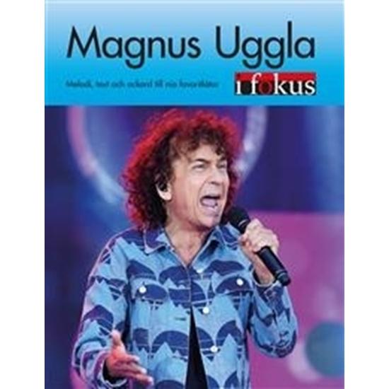 Bild på Magnus Uggla i Fokus