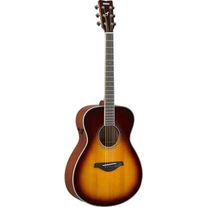 Bild på Yamaha FS-TA Brown Sunburst