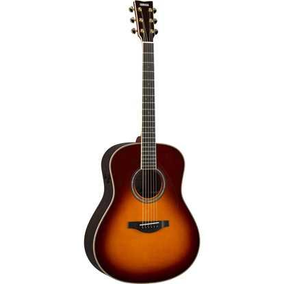 Bild på Yamaha LL-TA Brown Sunburst