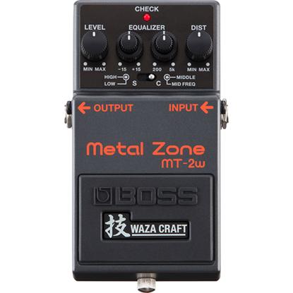Bild på Boss MT2W Metal Zone