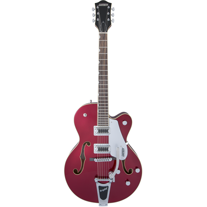 Bild på Gretsch G5420T Electromatic Hollow Body Singlecut with Bigsby Candy Apple Red