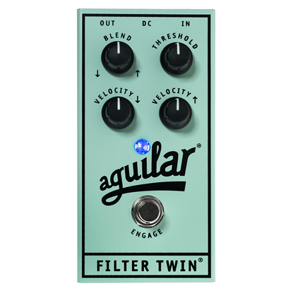 Bild på Aguilar  Filter Twin® Dual Envelope Filter