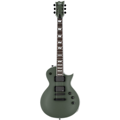 LTD EC-401 Military Green Satin