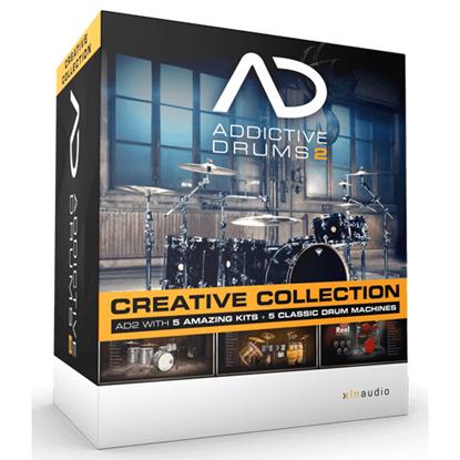 Bild på XLN Audio Addictive Drums 2 Creative Collection Bundle