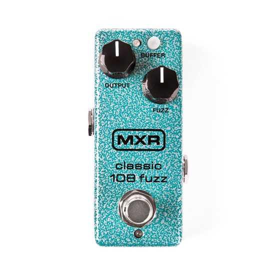 Bild på MXR® Classic 108 Fuzz Mini M296