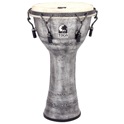 Bild på Toca Djembe Synergy Freestlye Antique Silver