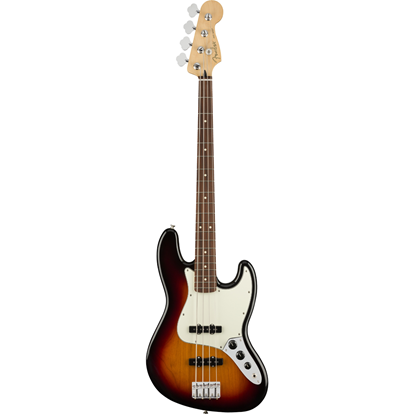 Fender Player Jazz Bass® Pau Ferro Fingerboard 3-Color Sunburst