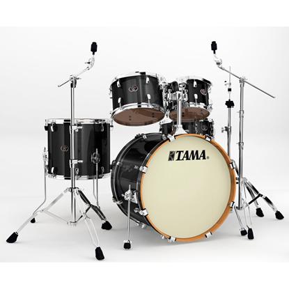 Bild på Tama Silverstar Custom VD52KRS-BCB Brushed Charcoal Black