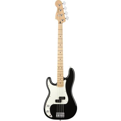Fender Player Precision Bass® Left-Hand Maple Fingerboard Black
