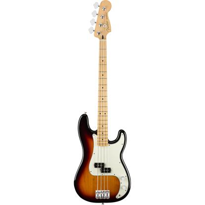 Fender Player Precision Bass® Maple Fingerboard 3-Color Sunburst