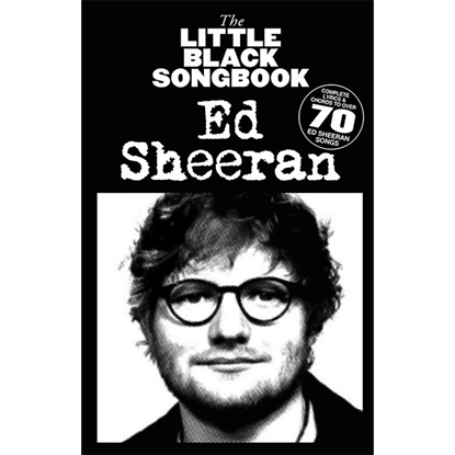 Bild på The Little Black Songbook: Ed Sheeran