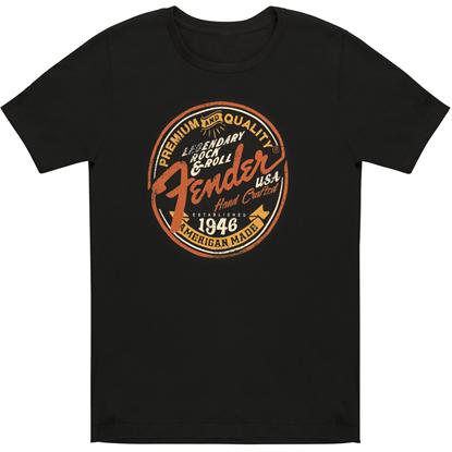 Bild på Fender Legendary Rock N Roll Junior Crew Black Large