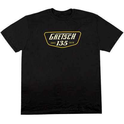 Bild på Gretsch 135th Anniverary T-Shirt Large