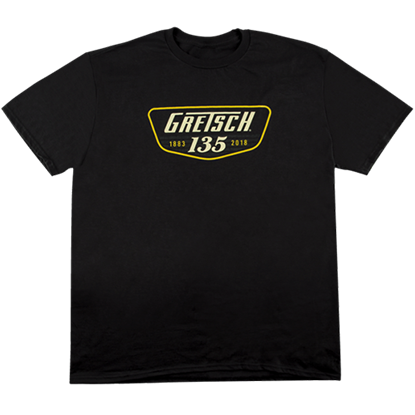Bild på Gretsch 135th Anniverary T-Shirt Medium