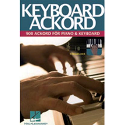 Bild på Keyboardackord - 900 ackord för piano & keyboard