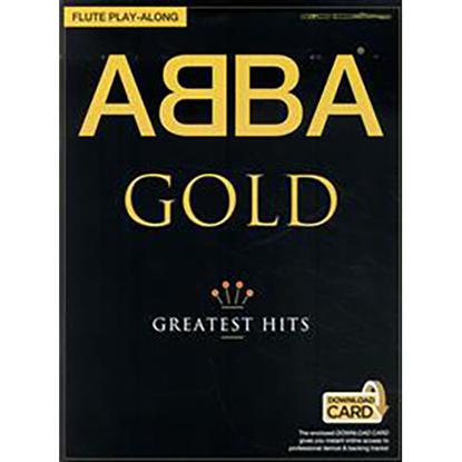 Bild på ABBA Gold Flute Play-Along