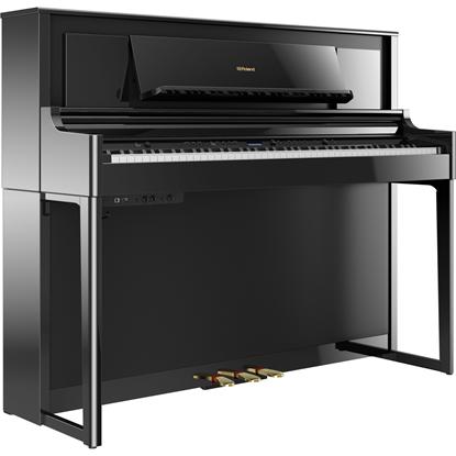 Roland LX706 Polished Ebony