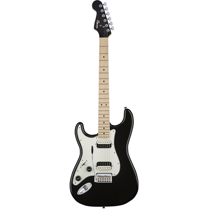 Bild på Squier Contemporary Stratocaster HH Black Metallic Left Handed