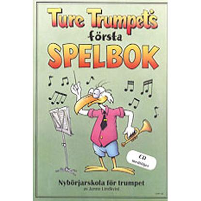 Bild på Ture Trumpets första spelbok