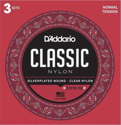 Bild på DAddario Classic EJ27N 3-Pack