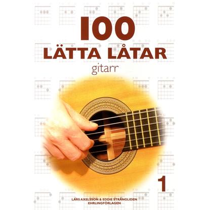 Bild på 100 Lätta Låtar Gitarr 1