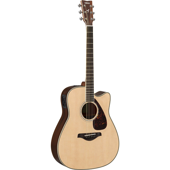 Yamaha FGX830C Natural