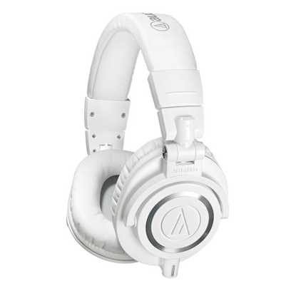 Bild på Audio-Technica ATH-M50X White