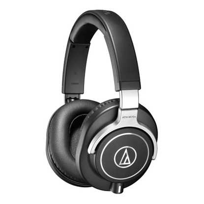 Bild på Audio-Technica ATH-M70X Black