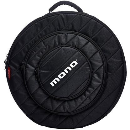 """Mono Cymbal Case 22"""" Blac"""