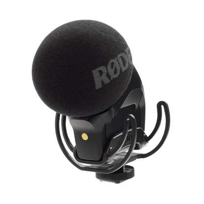 Bild på Röde Stereo VideoMic Pro Rycote