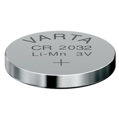 Bild på Varta CR2032 batteri till clip-tuners