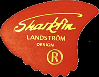 Bild på Sharkfin Goldprint