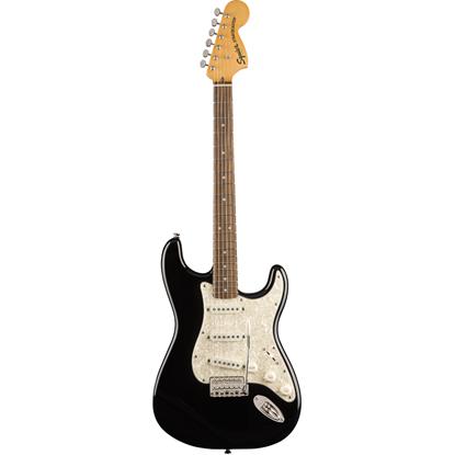 Squier Classic Vibe '70s Stratocaster® Laurel Fingerboard Black