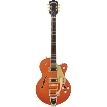 Bild på Gretsch G5655TG Electromatic Center Block JR. Singlecut with Bigsby Orange Stain