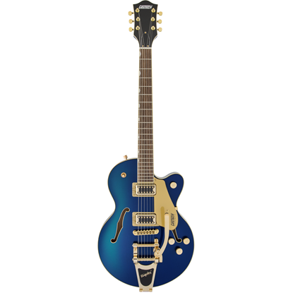 Bild på Gretsch G5655TG Electromatic Center Block JR. Singlecut with Bigsby Azure Metallic