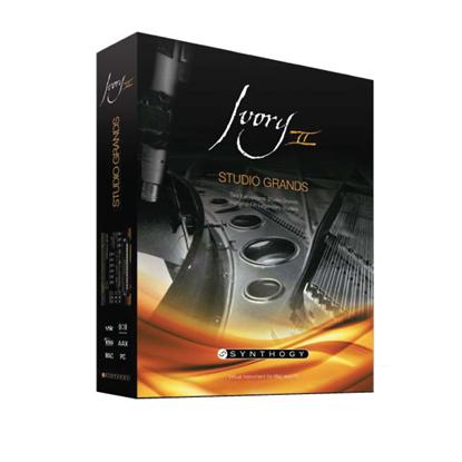 Bild på Synthogy Ivory II Studio Grands