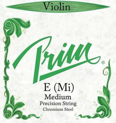 Bild på Prim Violinsträng E medium