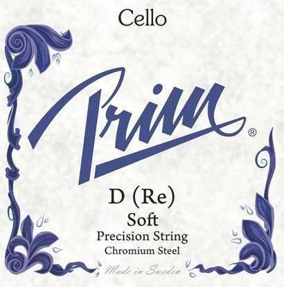 Bild på Prim Cellosträng D Soft