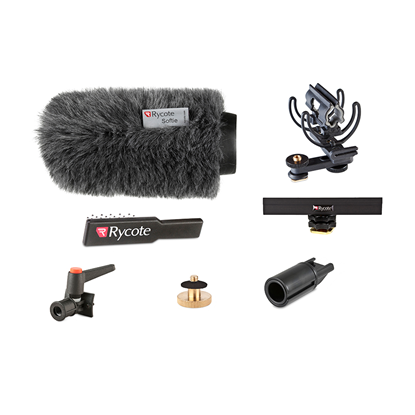 Bild på Rycote 15cm Classic-Softie Camera Kit