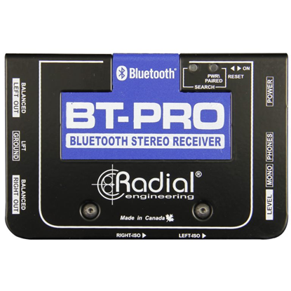 Bild på Radial BT-Pro Bluetooth Direct Box