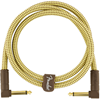 Fender Deluxe Series Instrument Cable 3' Tweed