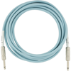 Fender Original Series Instrument Cable 15' Daphne Blue